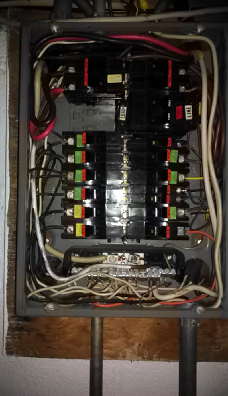 60 Federal Pacific Fuse Box Manual Guide Wiring Diagram Electric Panel Boxes Panels Rh Acelectricohio Com Bussmann Block