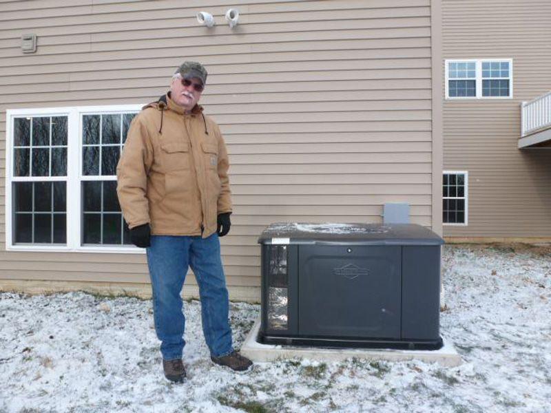 Generator-Installation-Satisfied-Customer