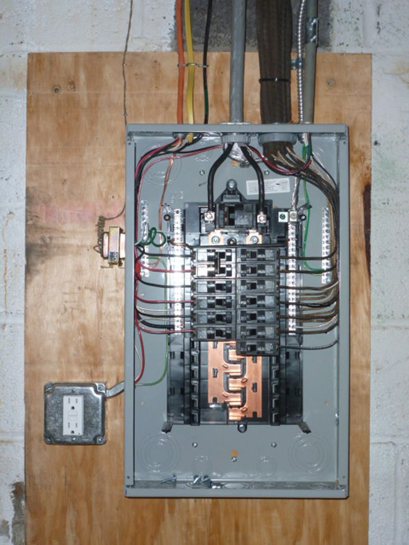Federal Pacific Panels Wiring An Electrical Panel Lifetime Warranty Installation