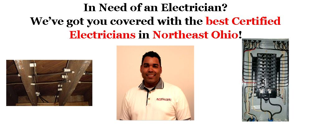 cleveland electricians near me