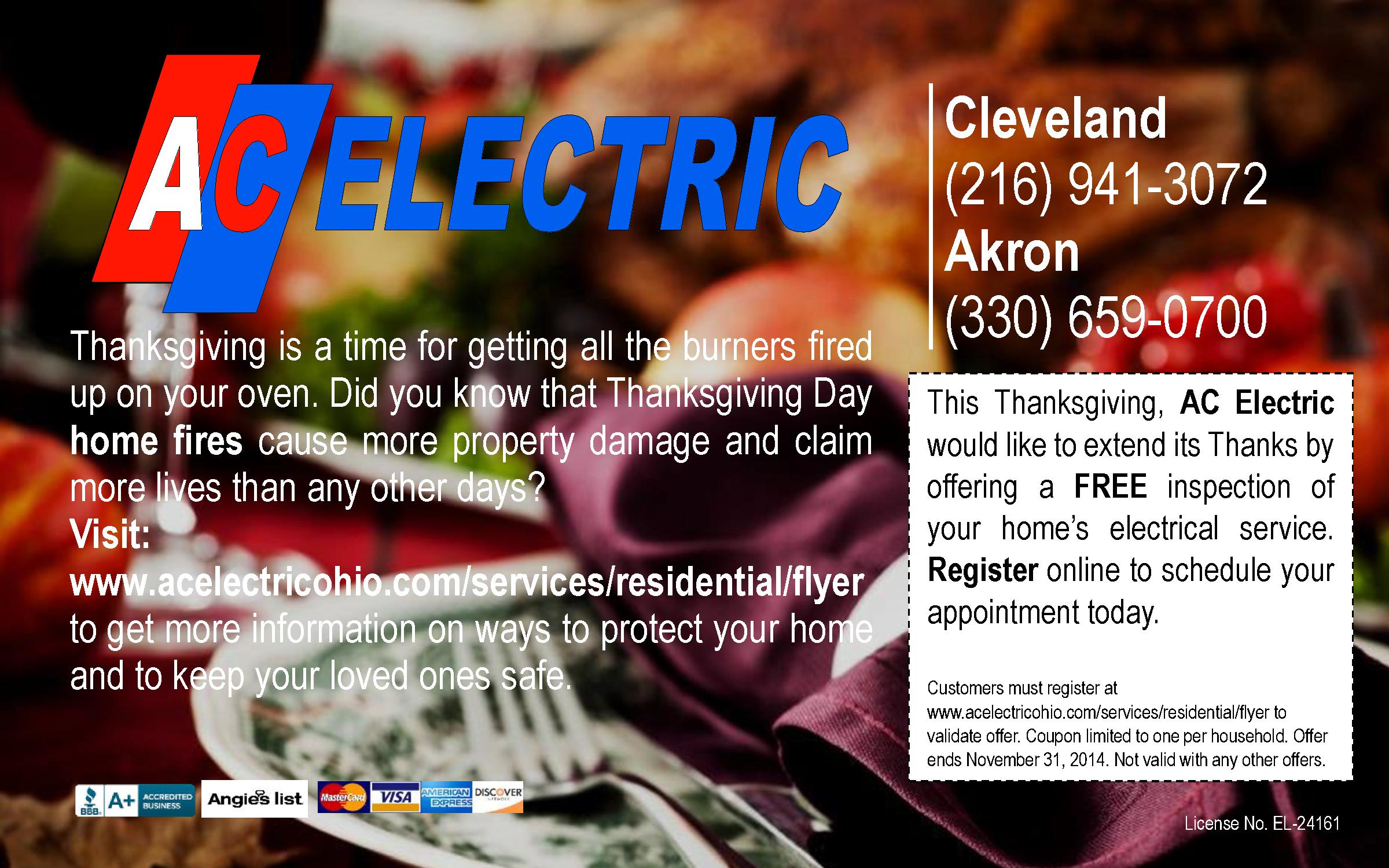 Thanksgiving Flyer 2