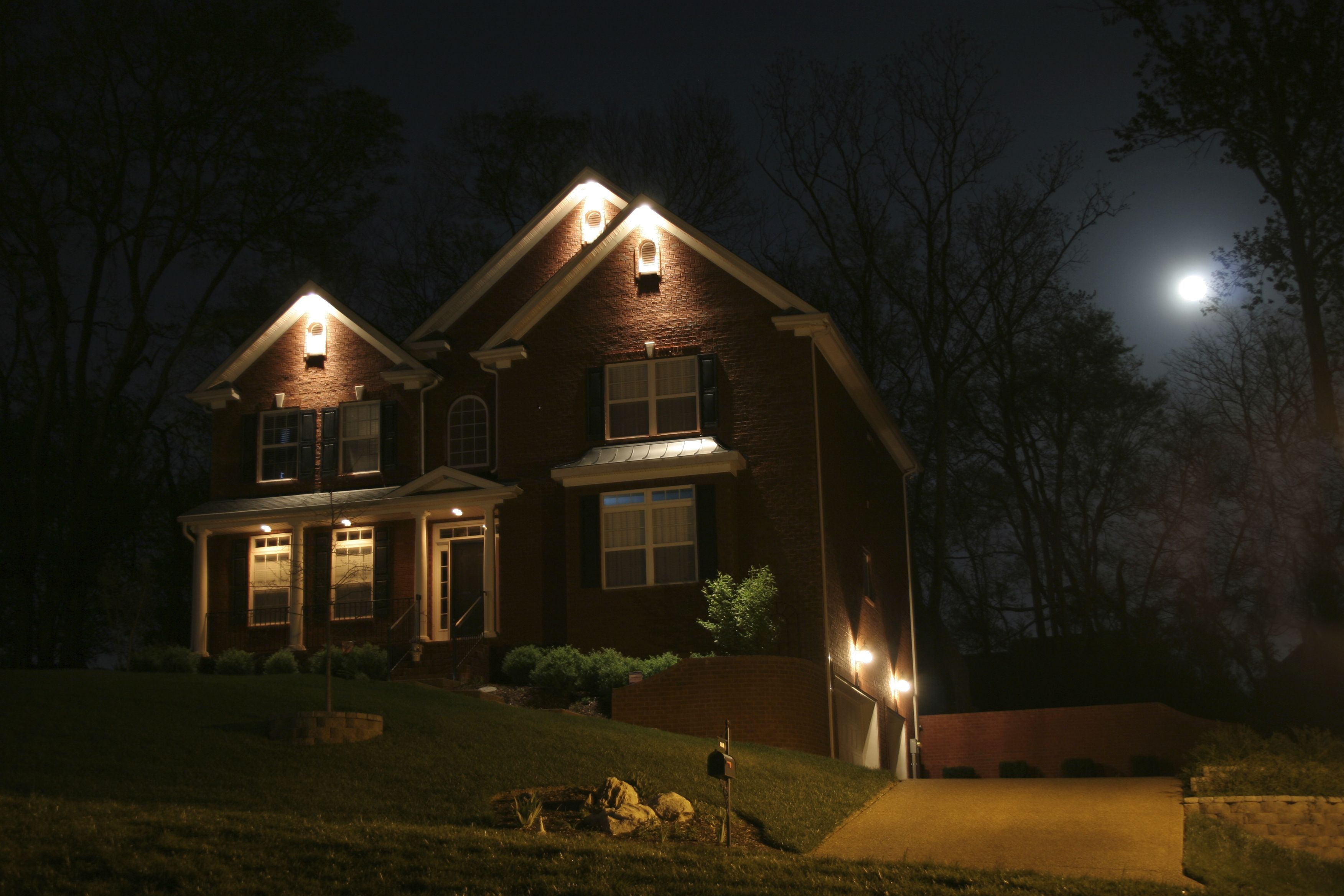 House and Lights
