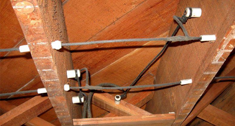 Knob & Tube Wiring