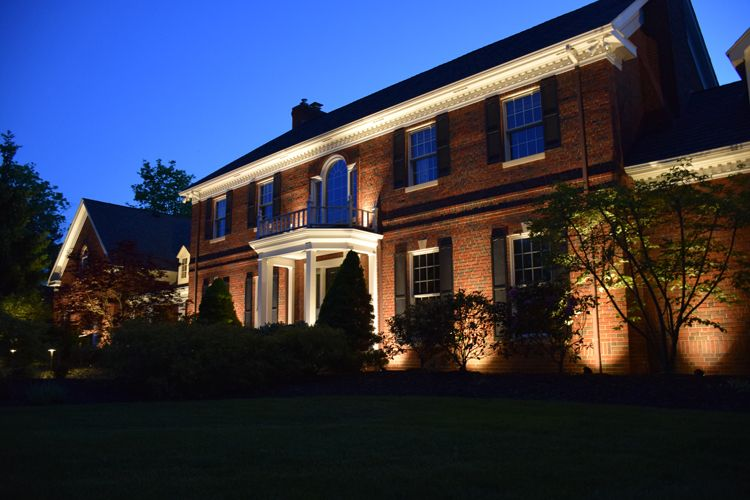 strongsville landscape lighting