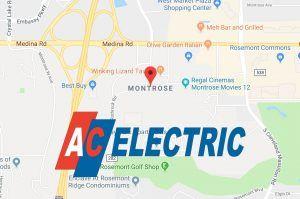electricians in montrose ohio