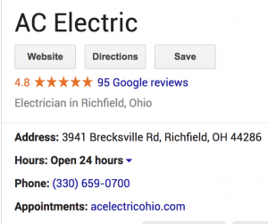 Clevelands best electricians voted by you