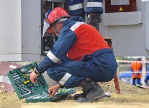 electrician Parkman