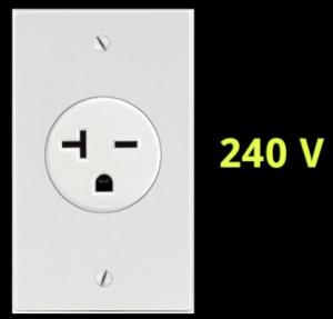 240V Outlet Installation